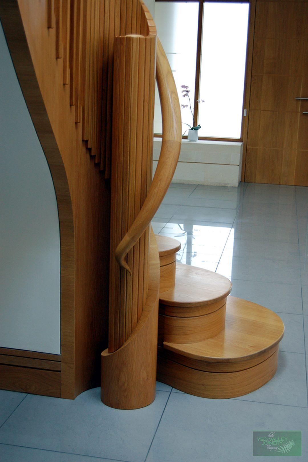 Hand railing 3