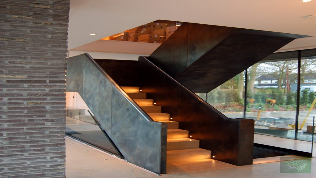 Staircases 21
