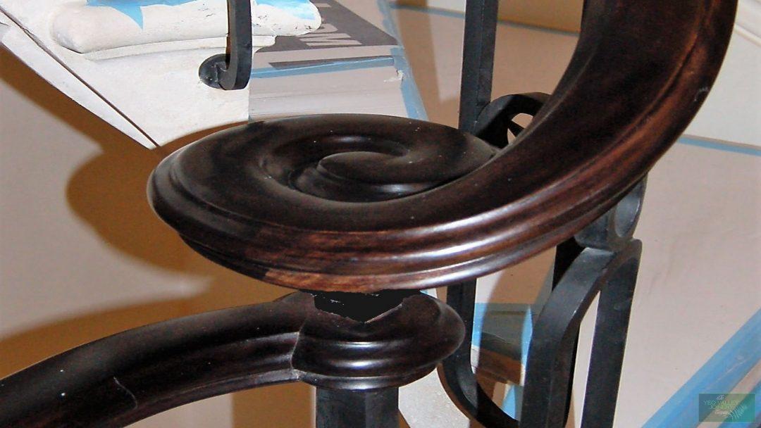 Hand railing 5